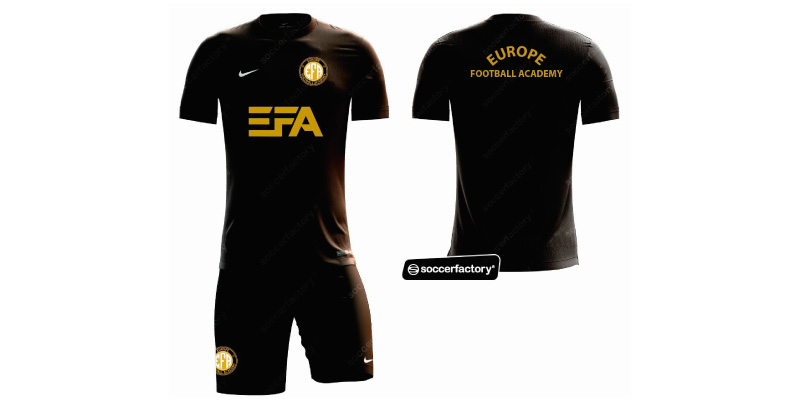 EFA's New Kit